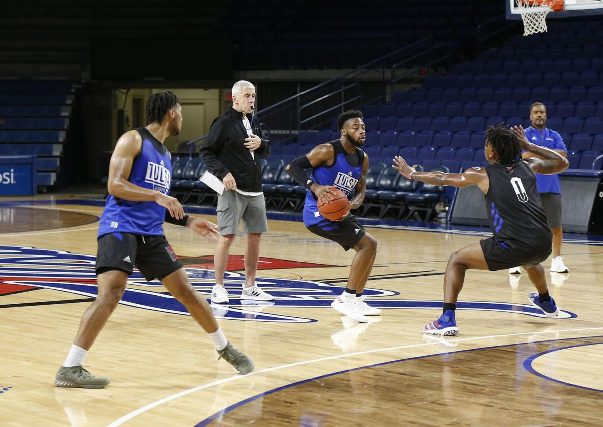TU Basketball