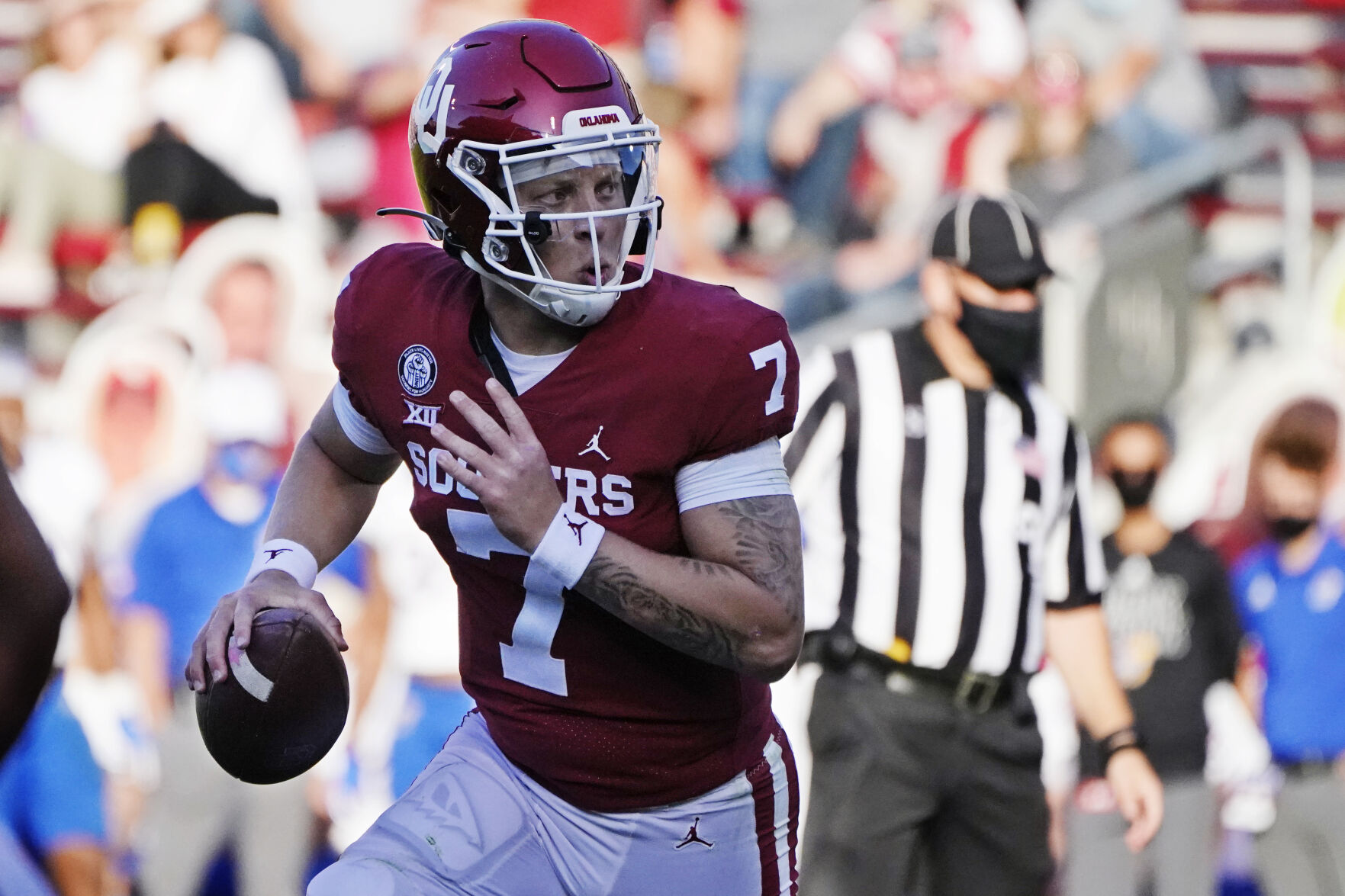OU football: Baylor coach impressed with Sooners' seamless ...