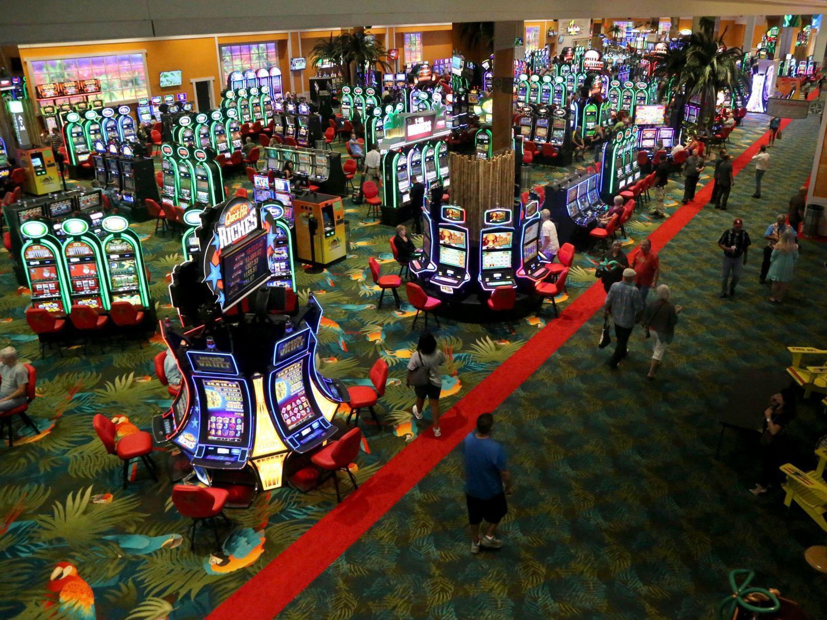 Oklahoma casino profits igt human resources phone