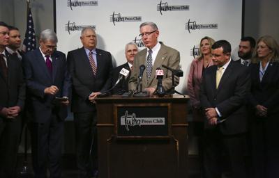 Senators Press Conference