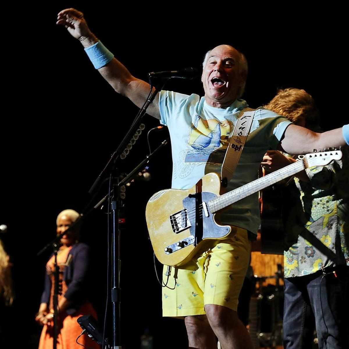 Parrots in Paradise Street Party' to precede Jimmy Buffett concert