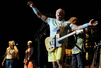 Parrots in Paradise Street Party' to precede Jimmy Buffett