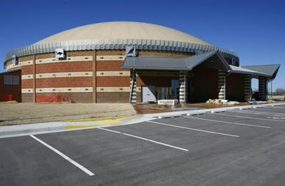 Creek Nation building (copy)