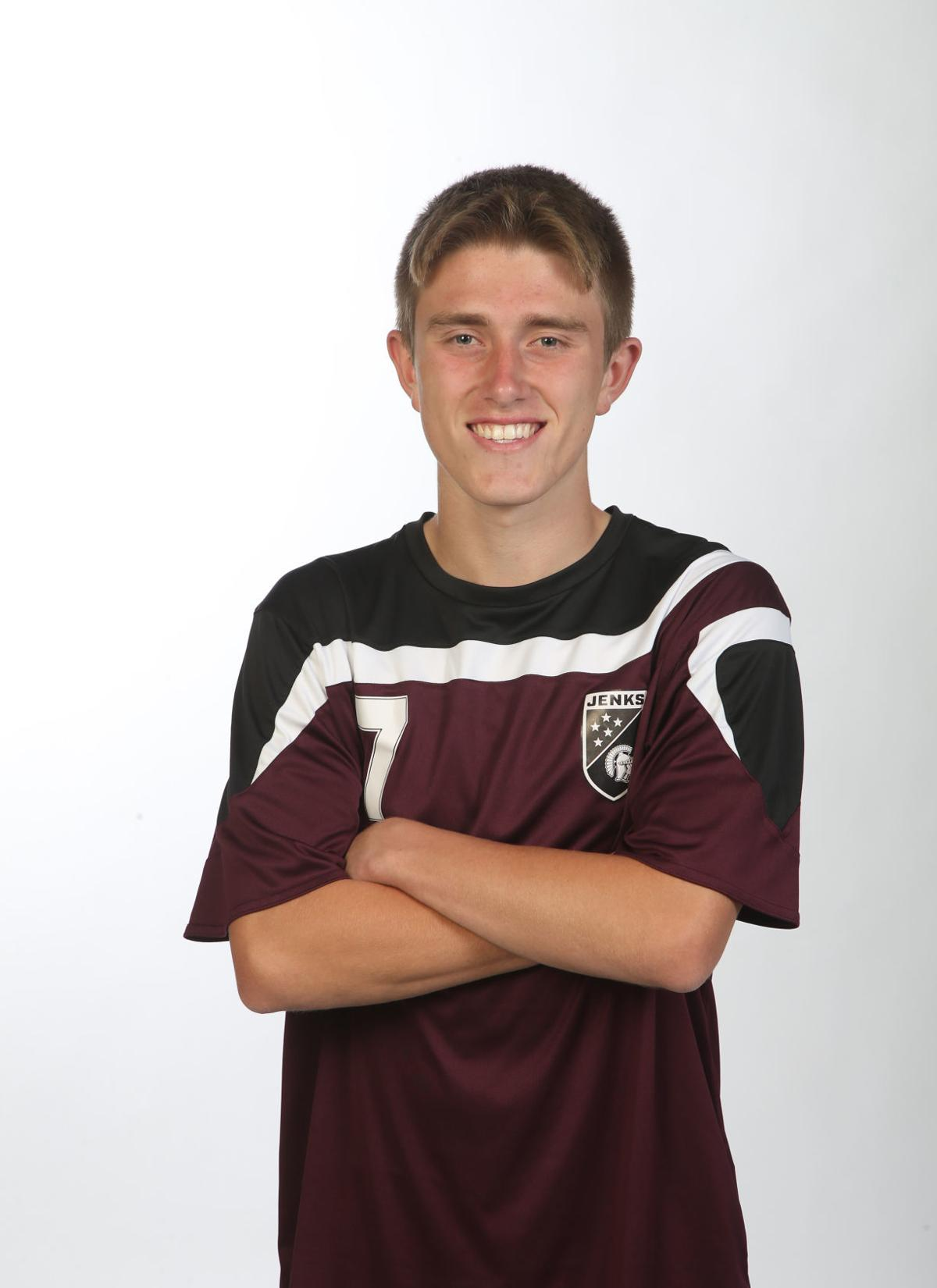 HS All World soccer: Jenks soccer player Will Edwards