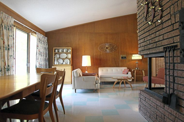 Tulsa Is Mad About 39 Mad Men 39 Midcentury Style Trends It Popularizes Home Garden
