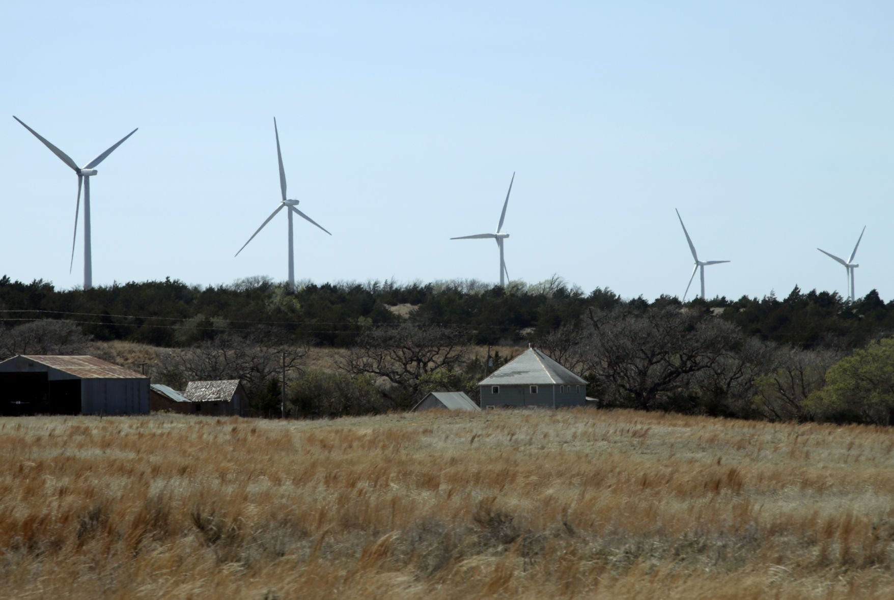 PSO: Nation's largest wind energy facility under construction in Oklahoma