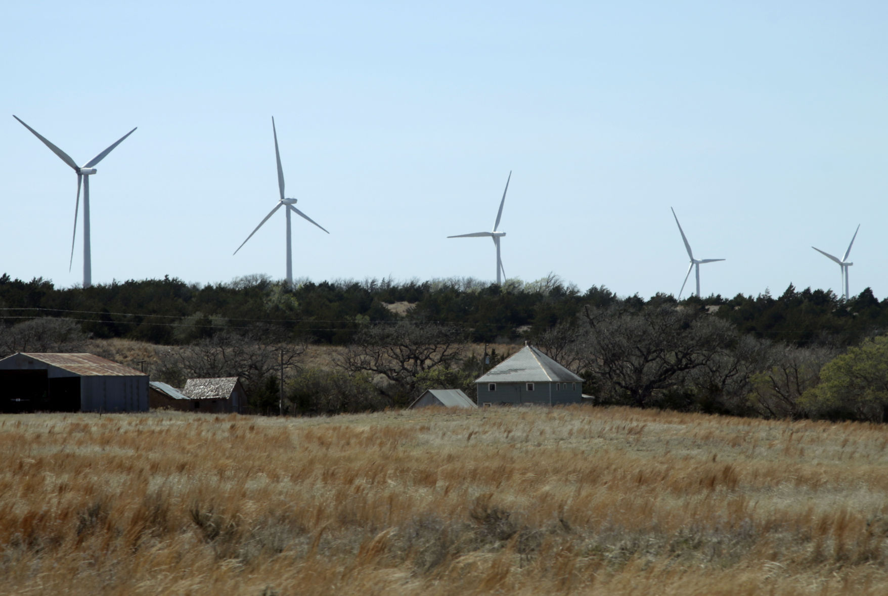GE nabs turbine deal for 2-GW wind project in Oklahoma