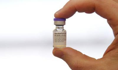 Pfizer COVID-19 vaccine in Oklahoma City