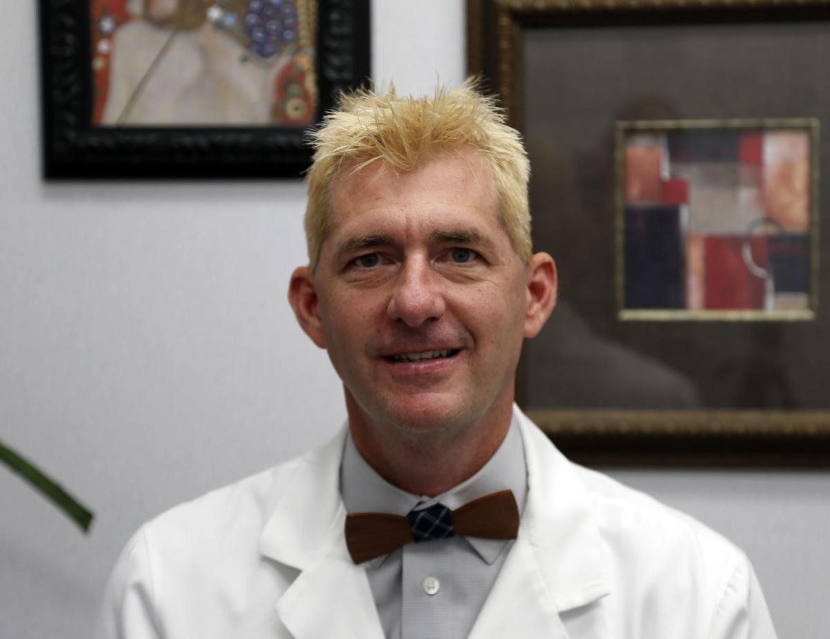 Dr George Monks (copy)