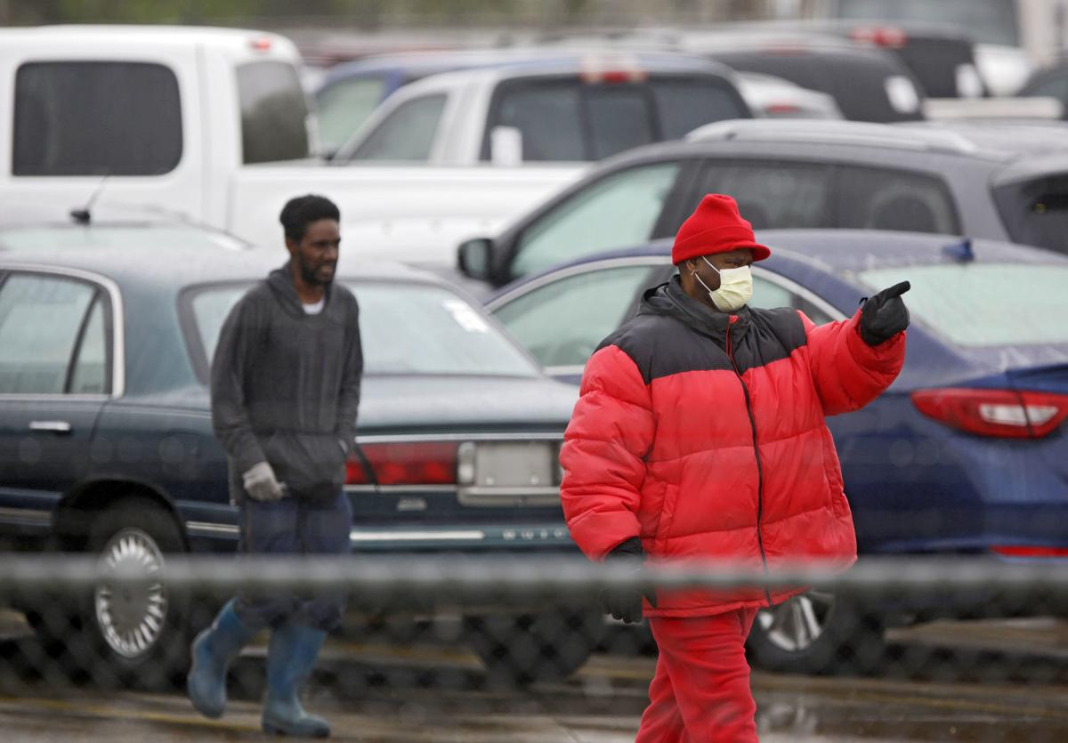 Tulsa Auto Auction Moves Online As City Continues Shelter In Place Restrictions Latest Headlines Tulsaworld Com