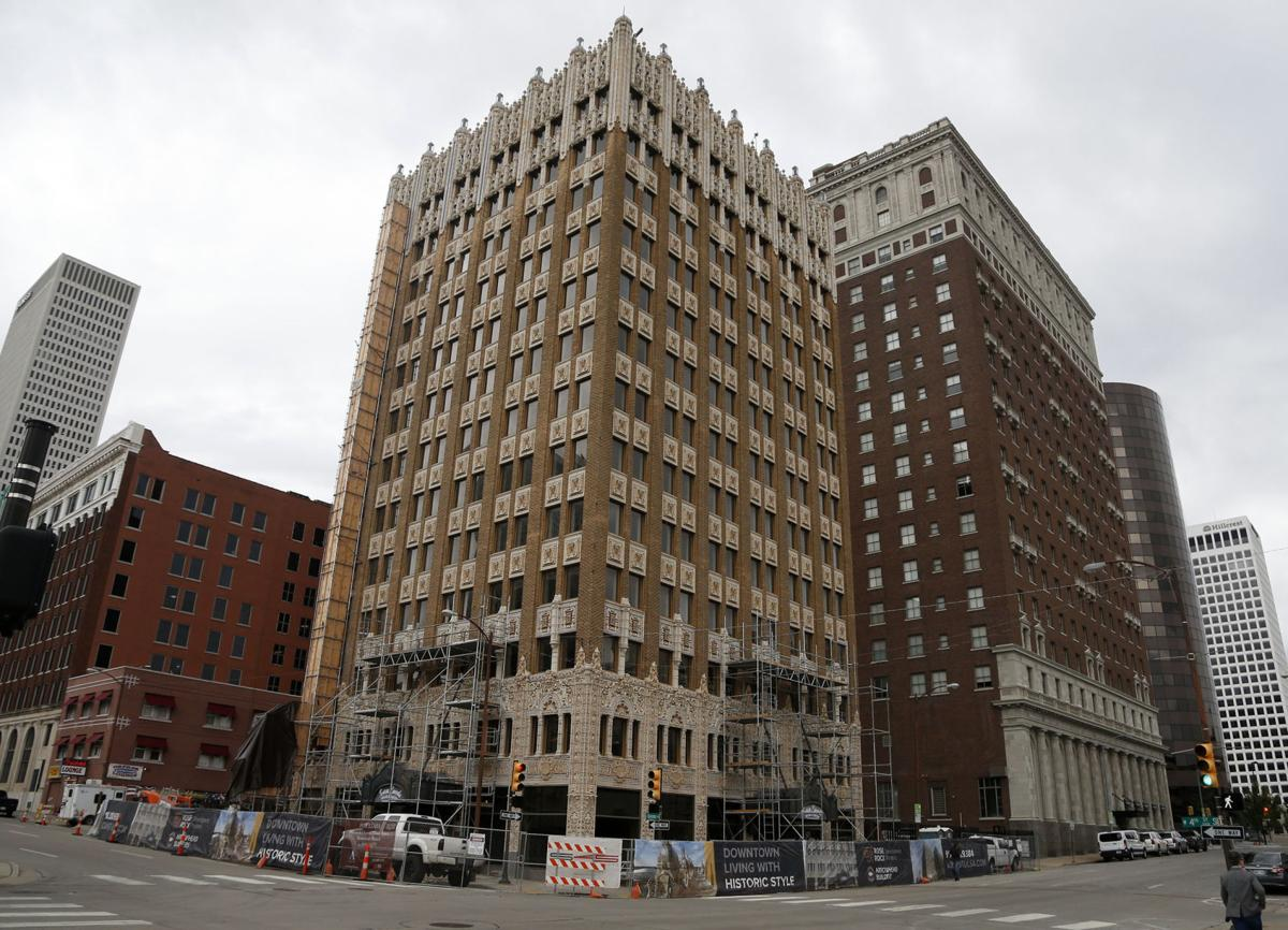 Saay S Dwell In The Idl Tour Will Offer First Public Glimpse Of Adams Hotel Building Ongoing Renovation Into Apartments Stephen Pingry Tulsa