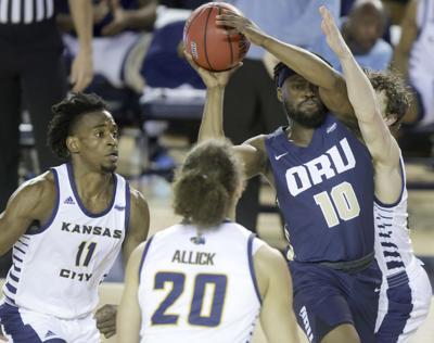 ORU Kansas City Basketball