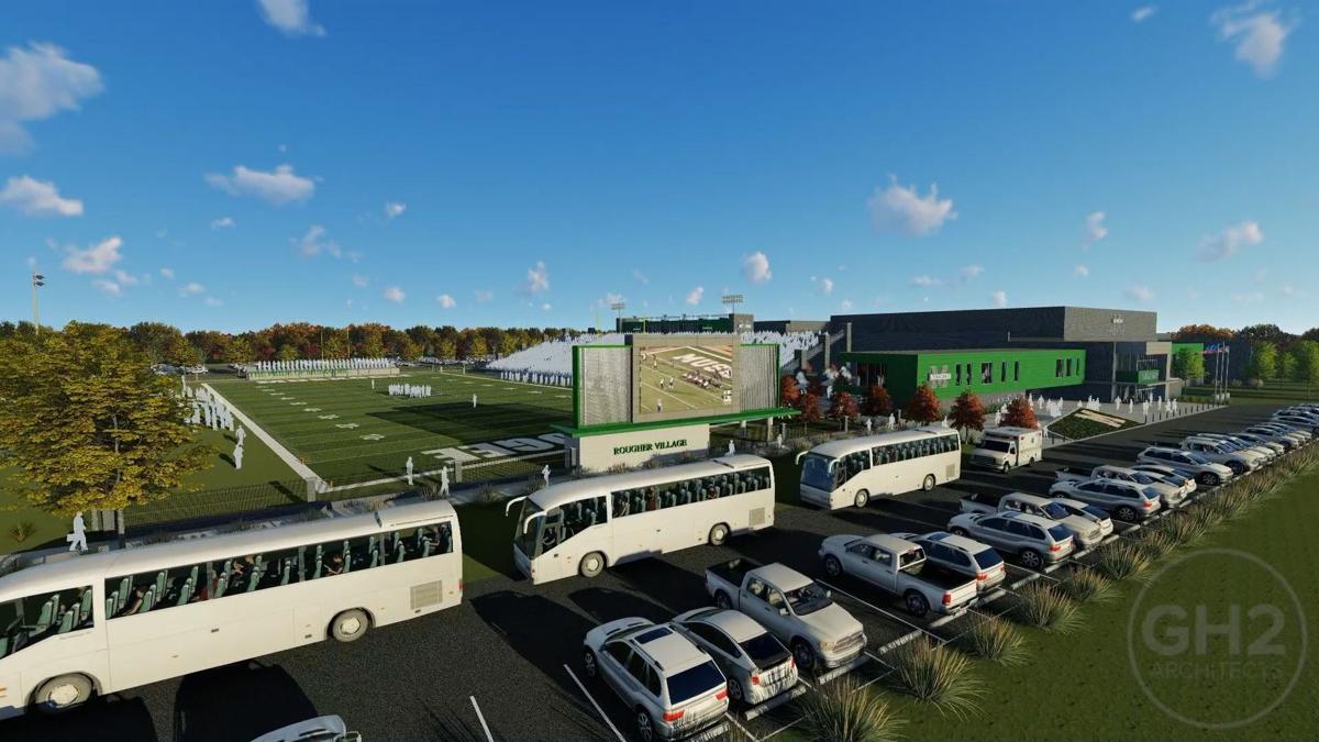 Football stadium - Muskogee