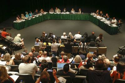 Equality Indicators Special Meeting