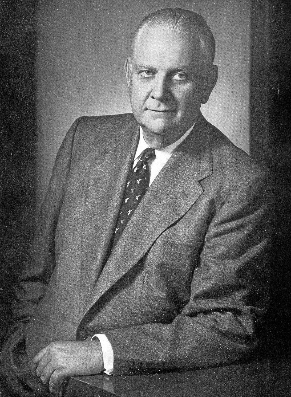 Max Campbell portrait