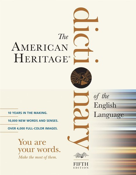 The American Heritage Desk Dictionary and Thesaurus
