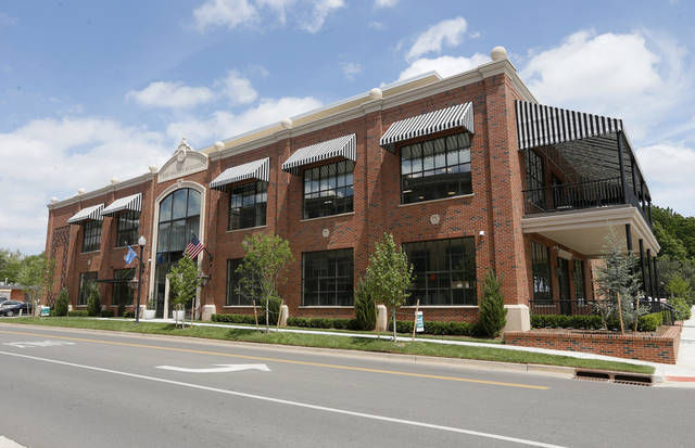 space race non energy firms claim newest downtown office space in