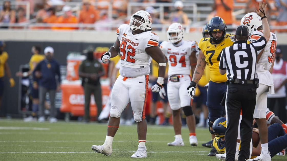 """Guerin Emig: OSU is """"just trying to play defense,"""" and what a luxury that is"""