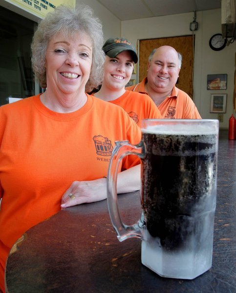 Weber's Superior Root Beer: Family keeps Webers one of country's best burger joints