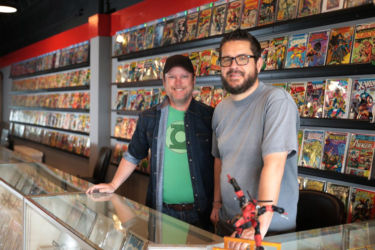 New store, old issues: Shadow Mountain Comics debuts with
