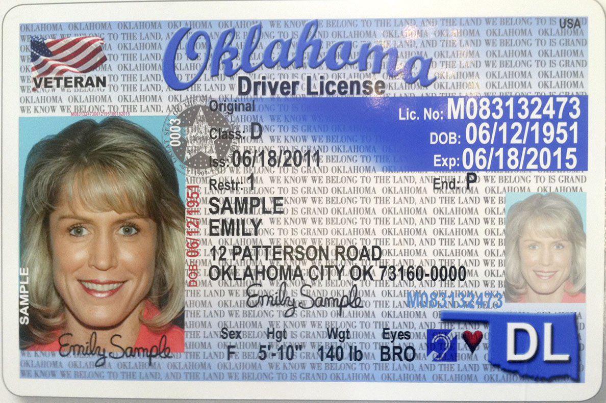 Department of drivers license broken arrow ok