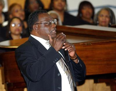 Obituary: Rev  Melvin Bailey Sr , prominent north Tulsa minister