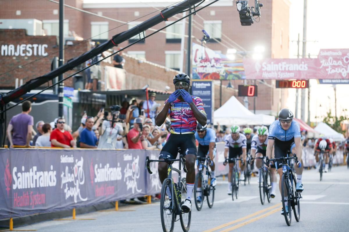 Tulsa Tough Day 2