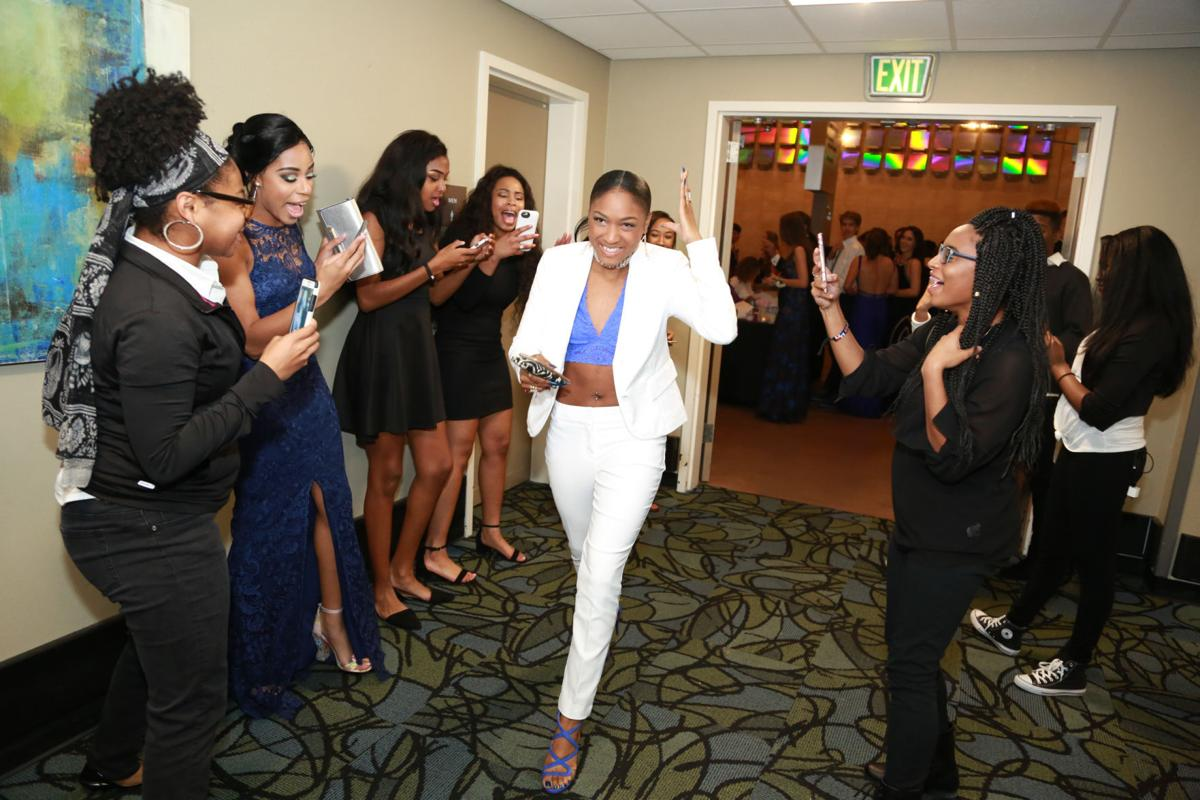 Photo Gallery: Booker T  Washington High School Prom