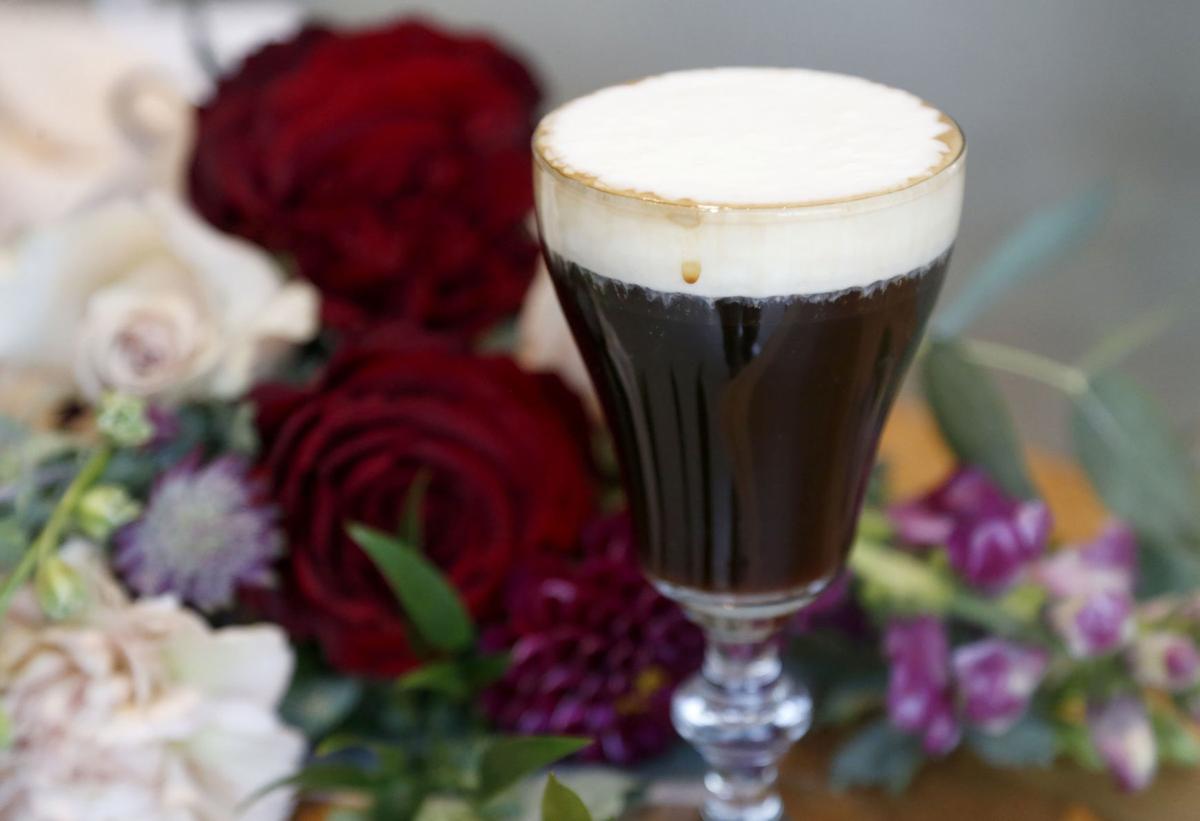 Foolish Things Irish coffee