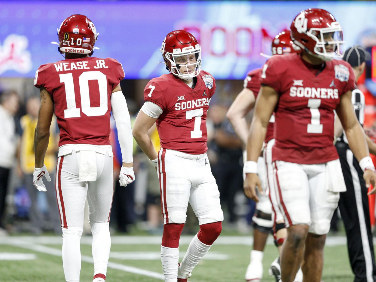 Ou Football New Sooners Quarterback Spencer Rattler Says Pressure Is A Privilege Ou Sports Extra Tulsaworld Com