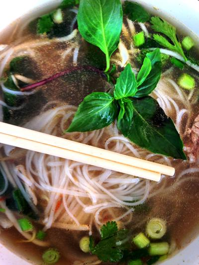 Pho from Viet Huong