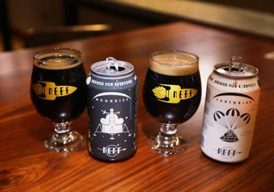 What the Ale: Beer of the Week, NEFF Brewing's Moonrise and Earthrise stouts