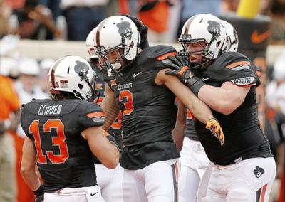 lowest price 83f85 63540 No. 14 Oklahoma State vs. Kansas: As the Cowboys gear up for ...