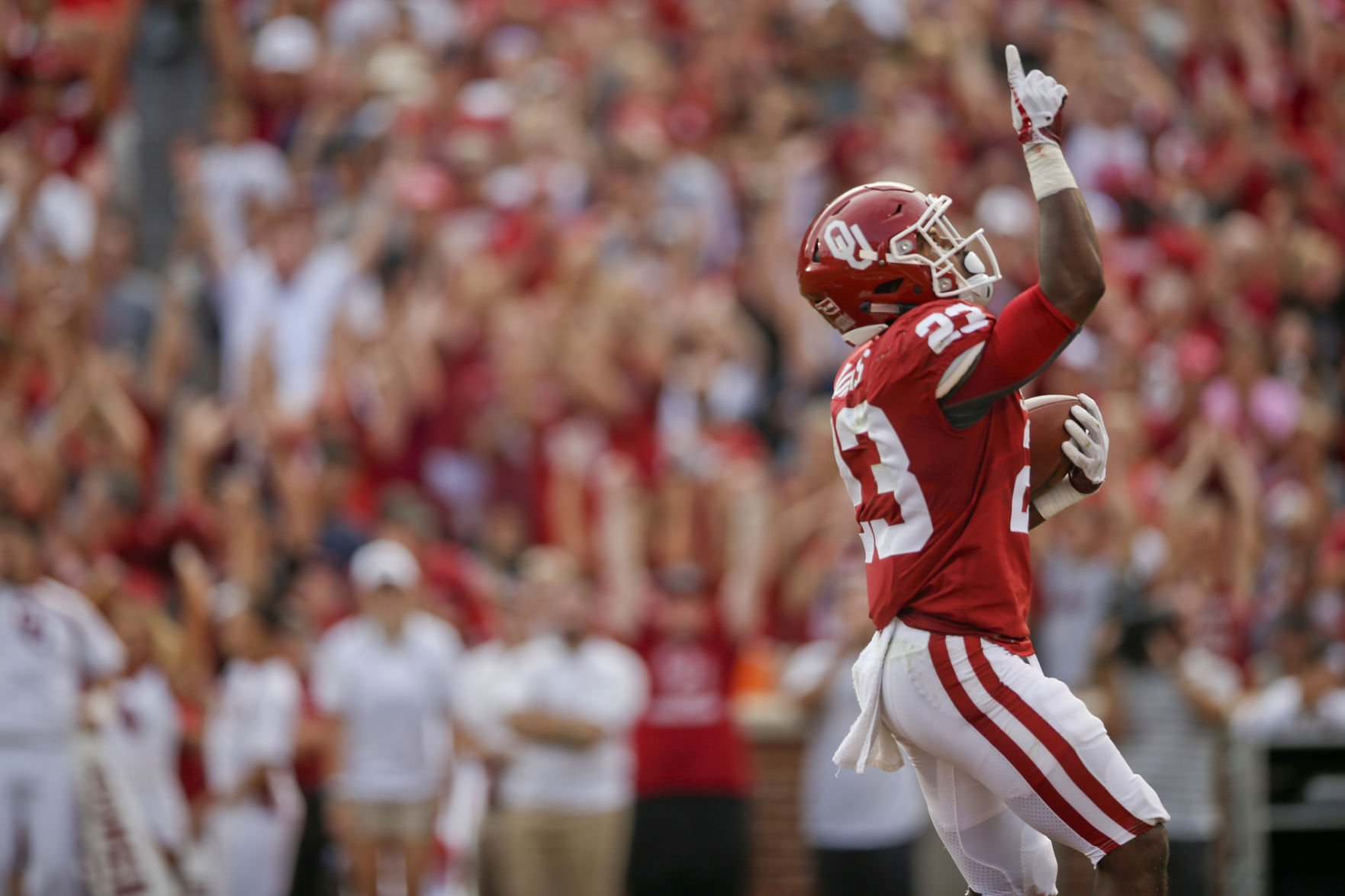 No. 3 Oklahoma at Baylor: Sooners could use a quick start on both ...