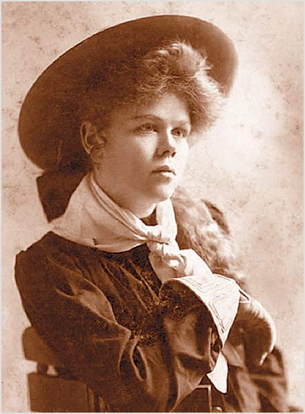 Only In Oklahoma Lucille Mulhall Was The First Cowgirl