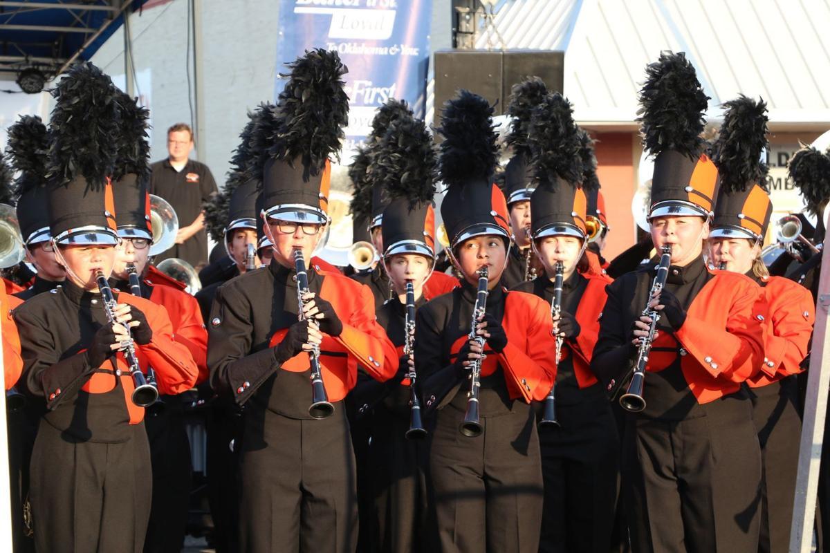 Tiger Pride Band Wins Music Festival Latest News Tulsaworld Com