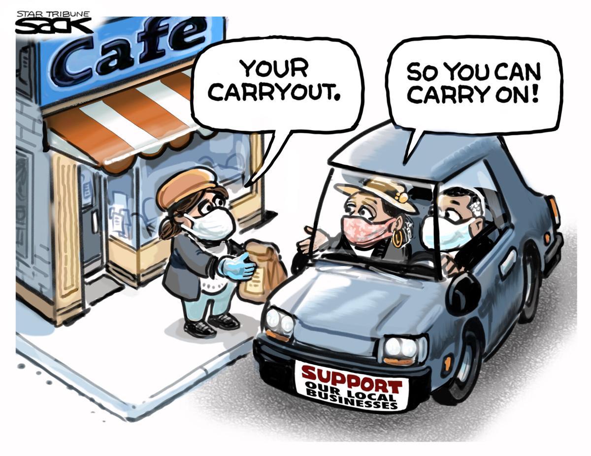 Steve Sack, Cagle Cartoons (copy)