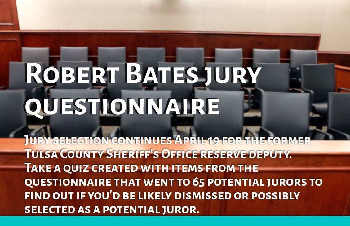 Jury selection continues in Robert Bates trial: See the