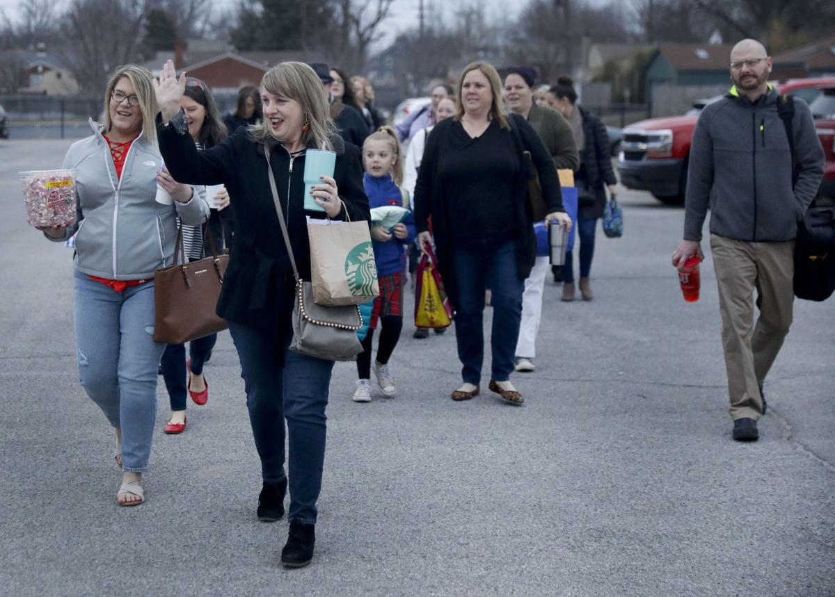 MONDAY CLOSINGS: Schools close during 2nd week of statewide teacher walkout