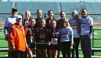 Cross Country Academic State Champions