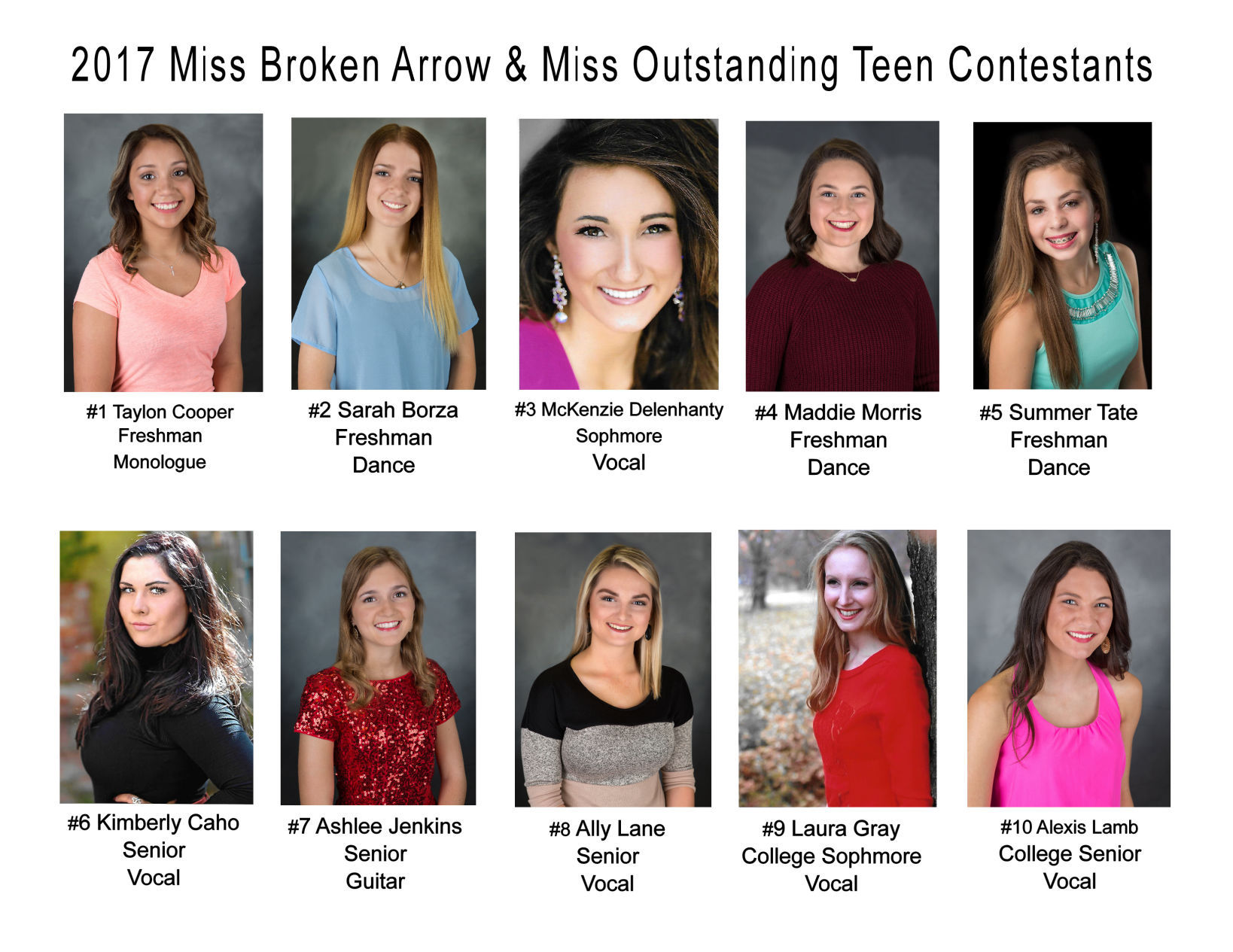 This miss college teen 11