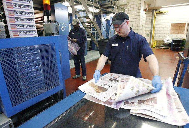 Tulsa World to be sold to Warren Buffett's BH Media Group