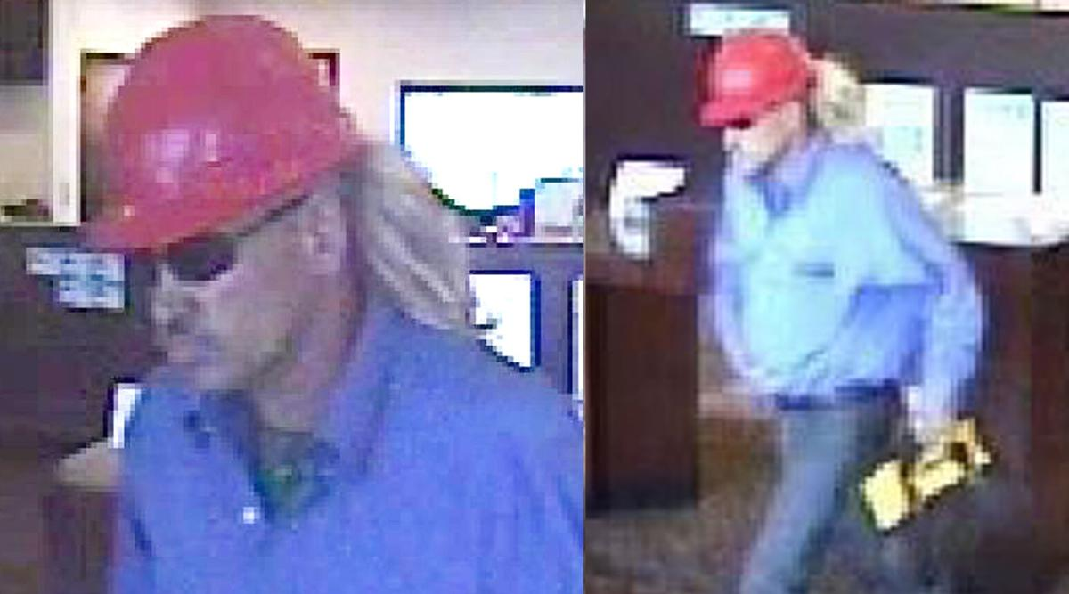 IBC Bank robbery surveillance images