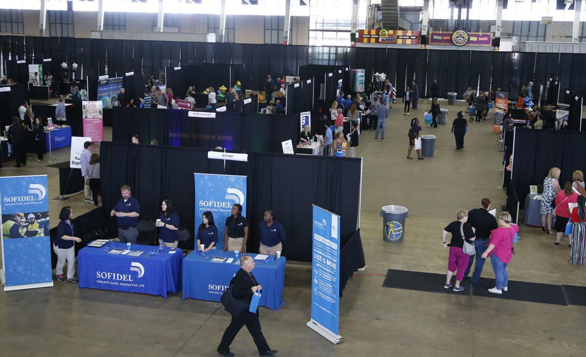 Tulsa World Career Fair (copy)