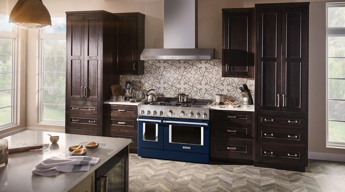 appliances - color appliances, Kitchen Aid