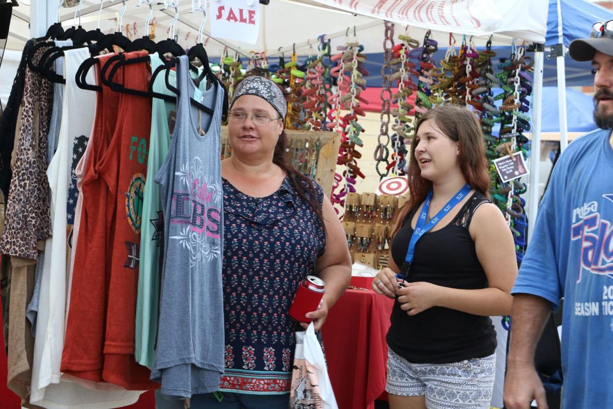 Fall Festival Vendor Booths