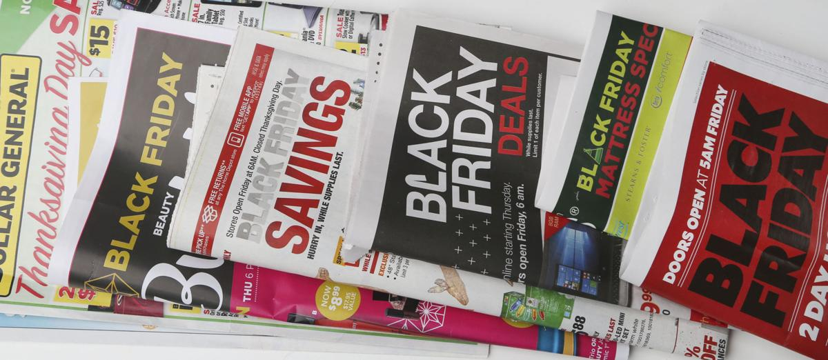 Get Your Black Friday Ads Early Tulsa World S Thanksgiving Day Paper Goes On Sale Wednesday Afternoon Lifestyles Tulsaworld Com