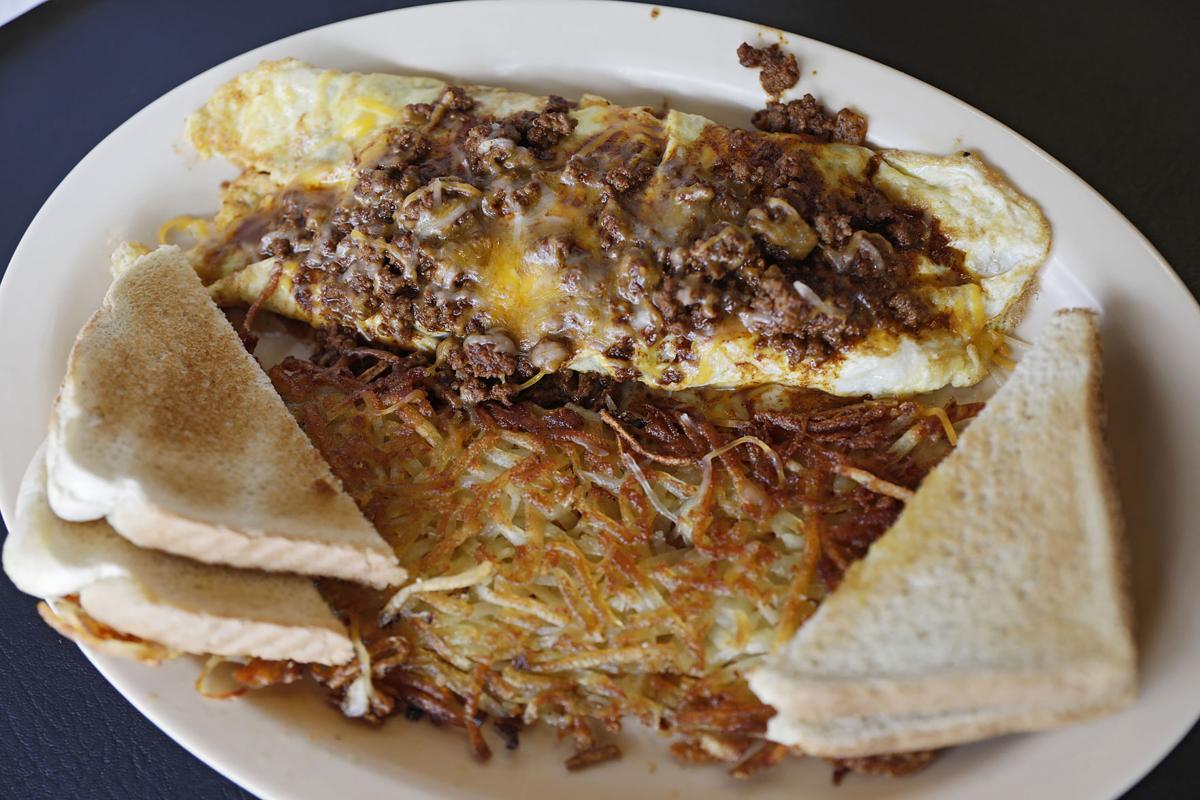 Randall's omelet