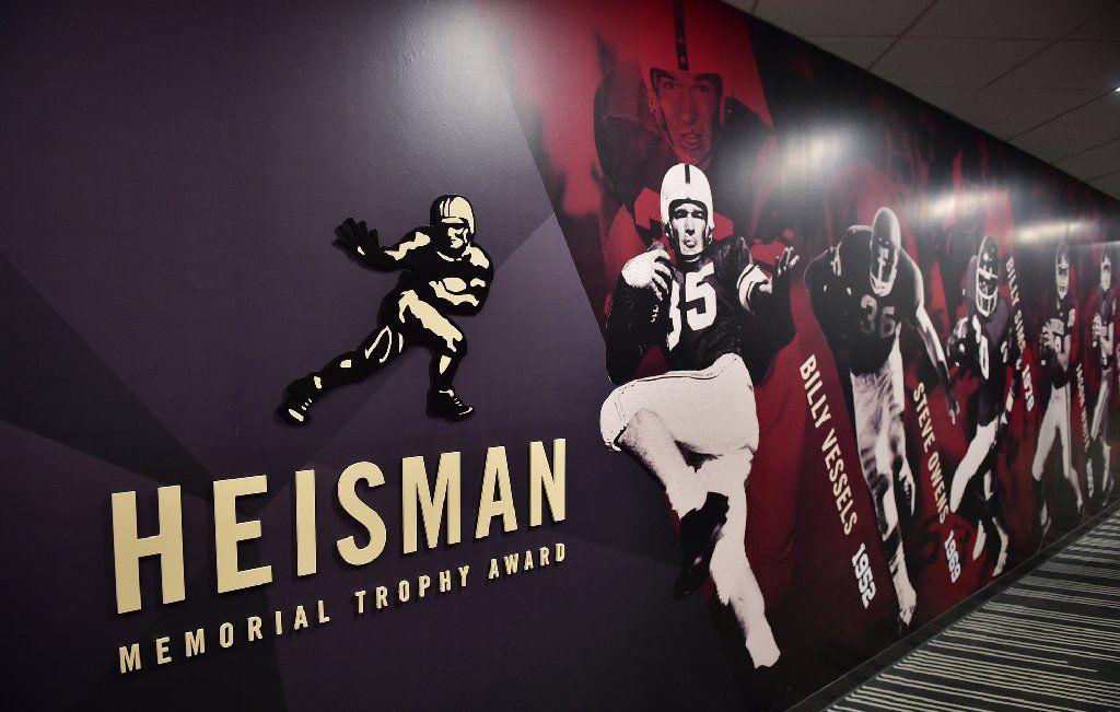 Oklahoma Sooners' past Heisman Trophy winners | Gallery
