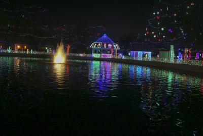 Rhema Christmas Lights 2019 Security changes coming to Rhema Christmas lights display after